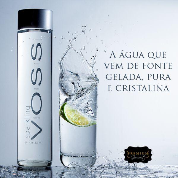 Água Voss.