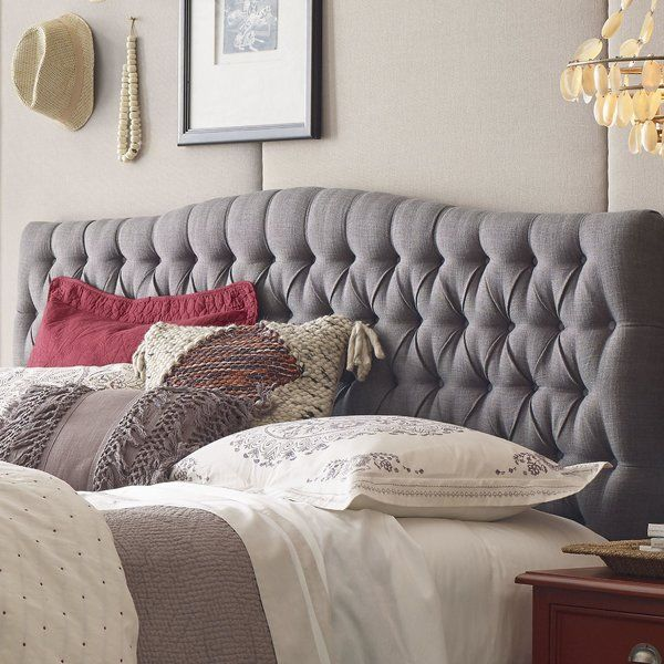 Celeste Upholstered Panel Headboard Upholstered Panels