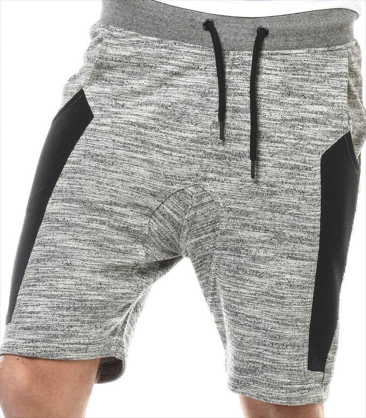H.Landers Short Jogging Mode Homme Milton Sportswear