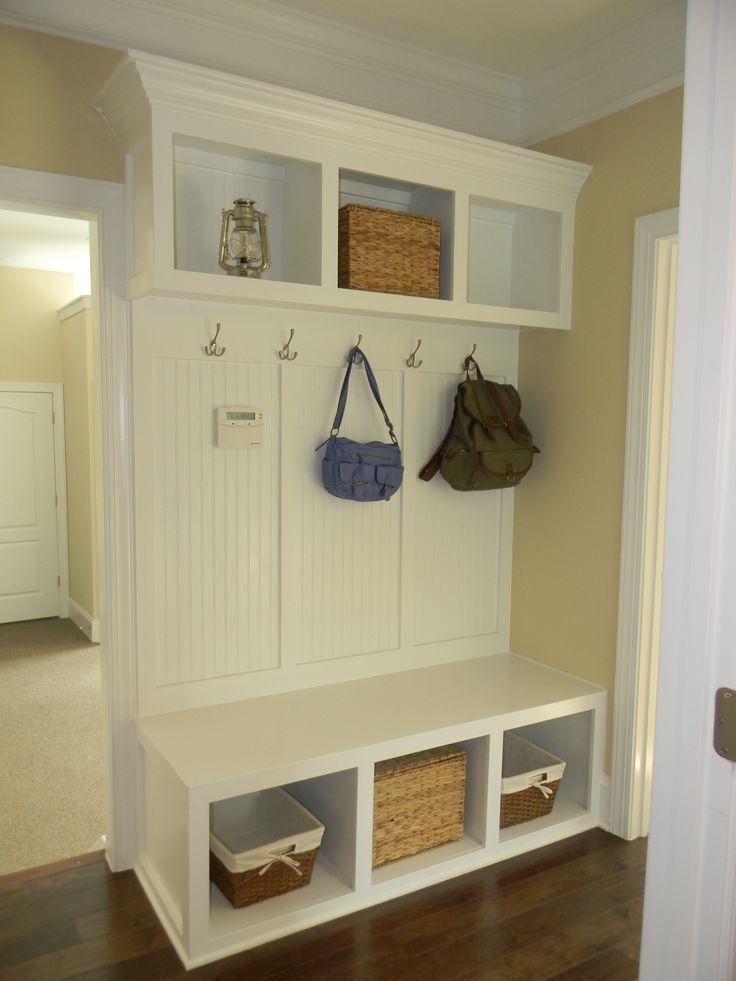 Foyer Seating Zone : Best drop zone ideas on pinterest mudd room