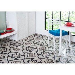 Piso Ceramico Calcareo Marron 50x50