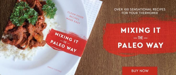 Paleo Thermie by Emily Coupar – Author of 'Mixing it the Paleo Way' – The Official Website of Emily Coupar