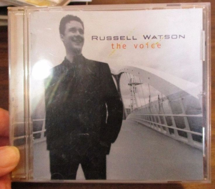 The Voice by Russell Watson (CD, Sep-2000, London/Decca)