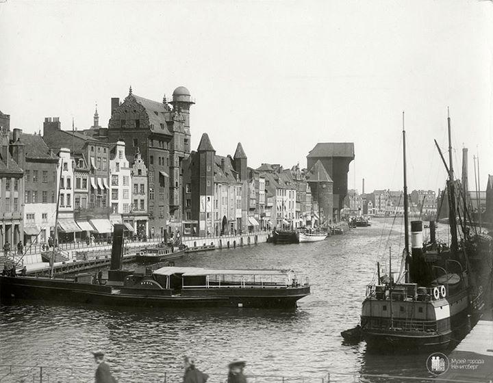 Gdańsk, 1906