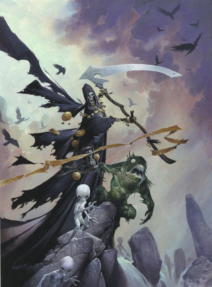 Pathfinder RPG Bestiary 5 by Wayne Reynolds | Pathfinder ...