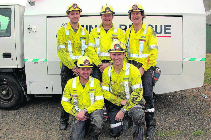 2015 Hunter Valley Mines Rescue Competition (Australia)
