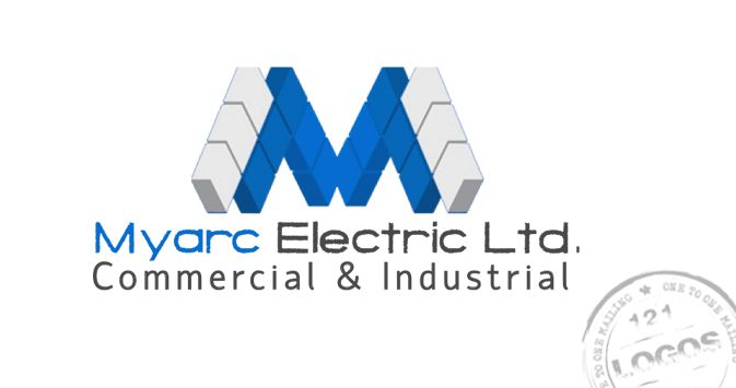 Logo designed for an Electric Company.