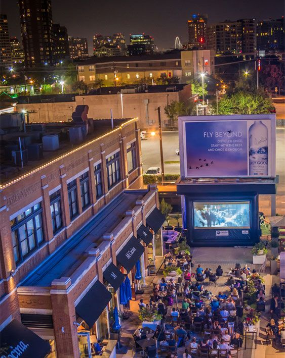 West Village – Uptown Dallas – Dallas' most vibrant walkable shopping and dining district.