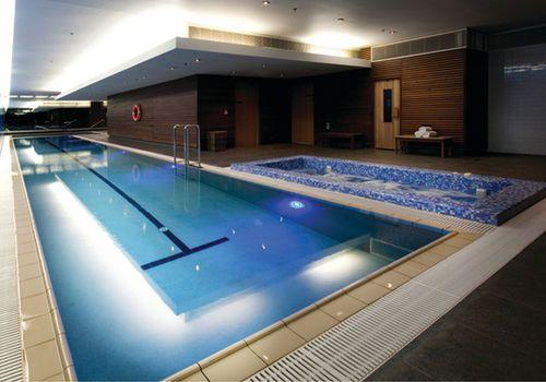 SKYCITY GRAND HOTEL - Swimming Pool