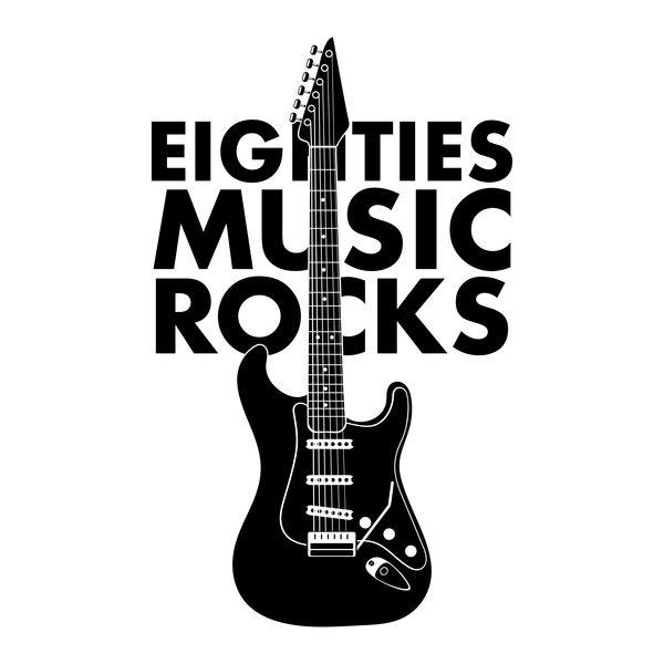 Eighties Music Rocks - NeatoShop