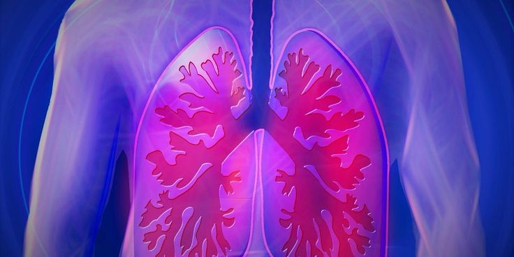Očista plic do 48 hodin