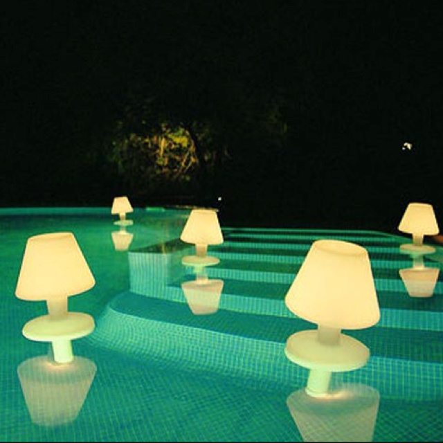 Floating lamps by Metalarte