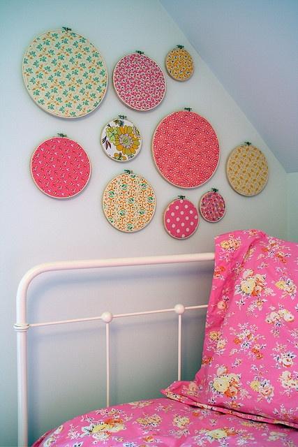 fabric hoops