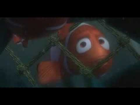 Finding Nemo clips  :27  Blue Zone/yellow zone:  worried/sad 1:03  yellow > red zone; very worried 1:26   yellow zone: excited/worried 1:52   yellow zone 2:50    green zone (slightly yellow)  focused/listening STOP HERE