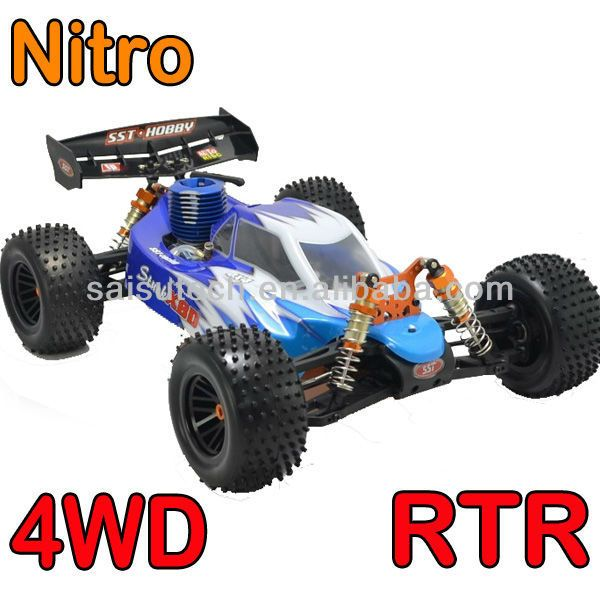rc nitro gas cars for sale 1:10XL 4wd off road rc nitro buggy 20cxp engine 2.4Ghz radio wholesale nitro rc cars