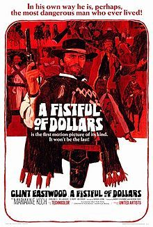 """A Fistful of Dollars - Its level of story, characters and film craft more than make up for its lack of """"balls to the wall action"""""""