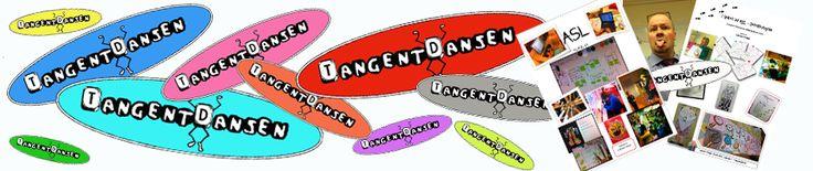 Tangentdansen | ASL inspirerat arbete och mycket mer