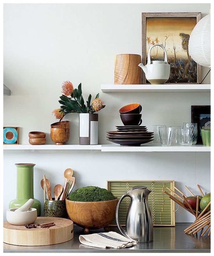M s de 25 ideas incre bles sobre estanter as de cocinas - Estanterias para la cocina ...
