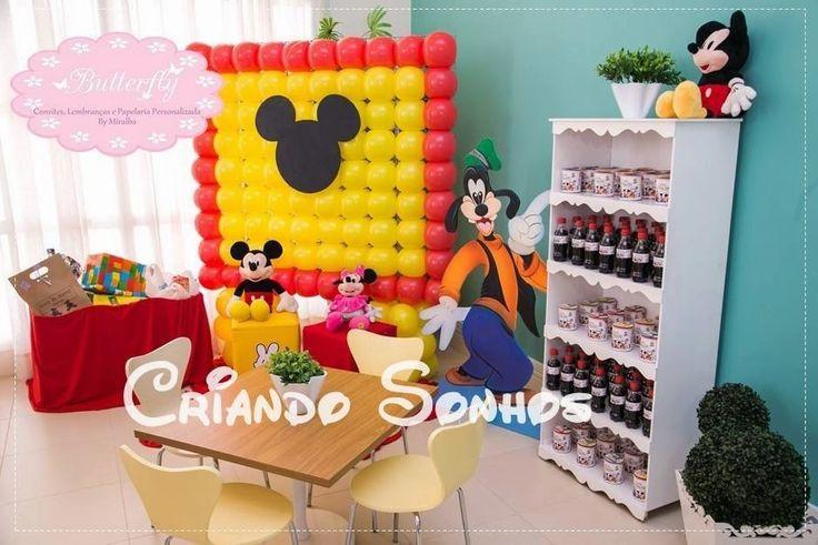 Criando Sonhos: A casa do Mickey Mouse
