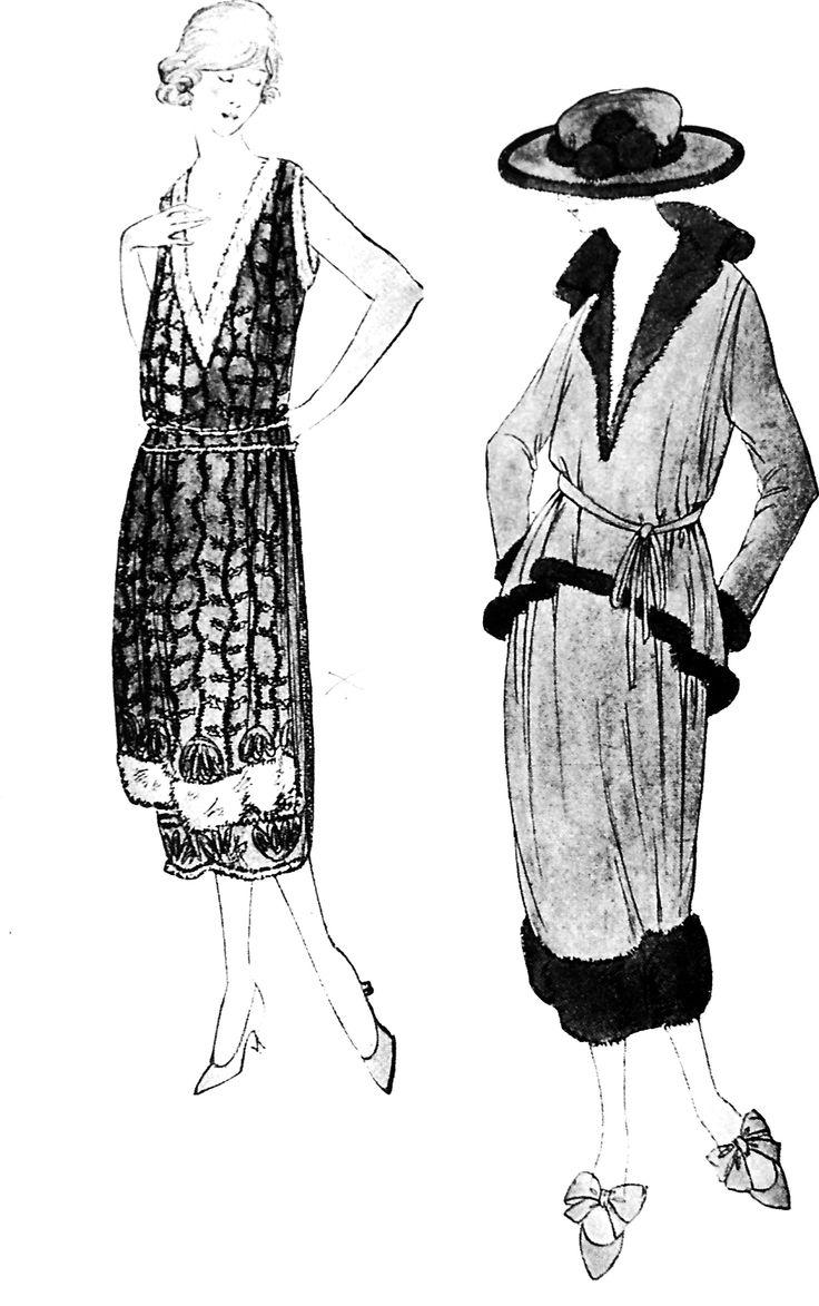 1919 chanel fashion illustration chanel pinterest
