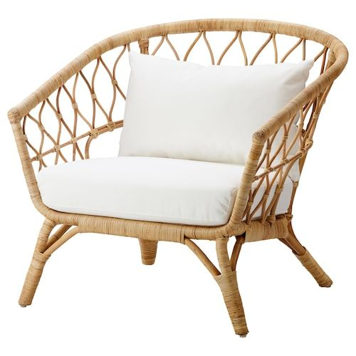 Polstersessel Stockholm 2017 Rattan Rostanga Weiss In 2018 Design