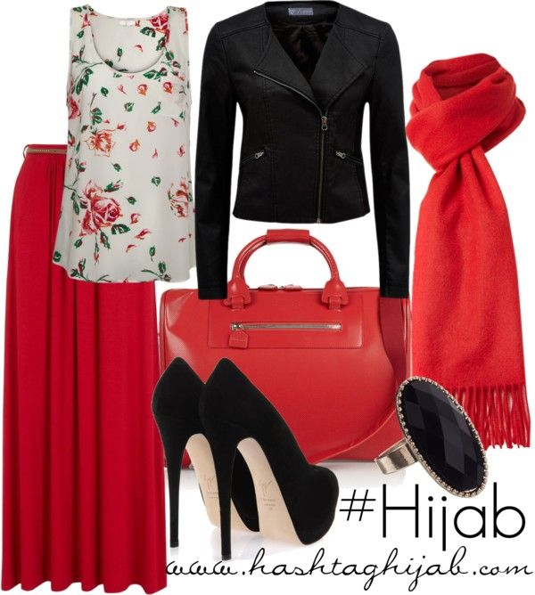 Hashtag Hijab Outfit #176