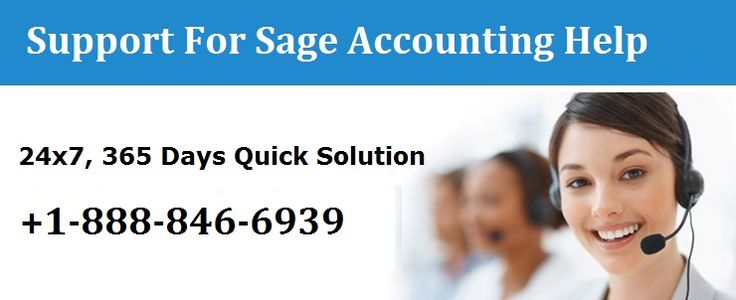 Dial 1-888-846-6939 support number and get Sage Support and Help from certified experts.