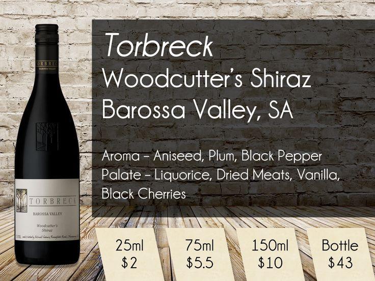 Torbreck Woodcutter's Shiraz Barossa Valley