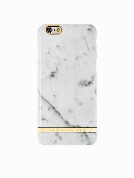 Marble Iphone 6/6S - Richmond & Finch - Grå - Vesker - Tilbehør - Kvinne - Nelly.com