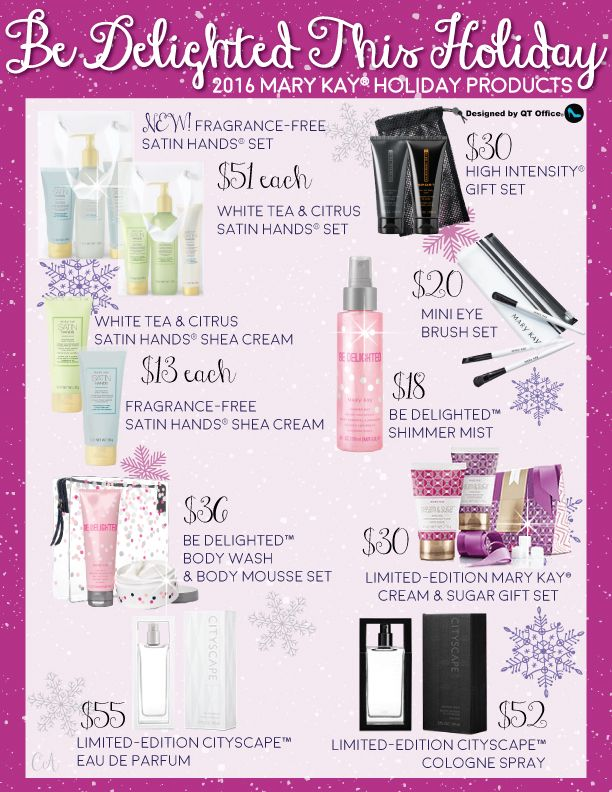 Tis the season for new products fall holiday 2016. Www.facebook.com/marykaybrittniricker www.marykay.com/brittniricker