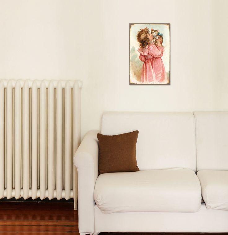 Hüllen Sie Ihre Wohnung Jetzt In Ein Nostalgisches Gewand Und Dekorieren Sie  Ihr Zuhause Mit Den