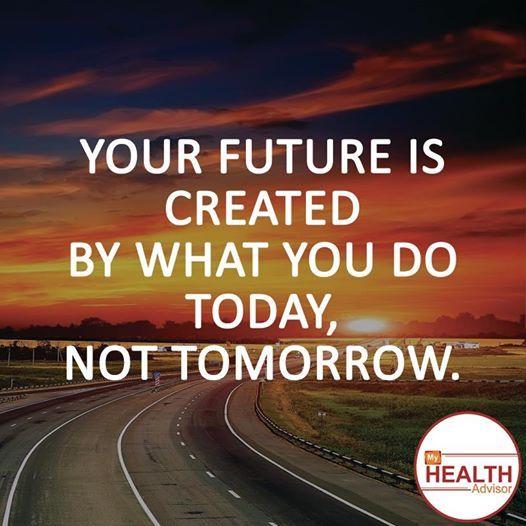 Start loving #Mondays. Don't wait for tomorrow, start today!!