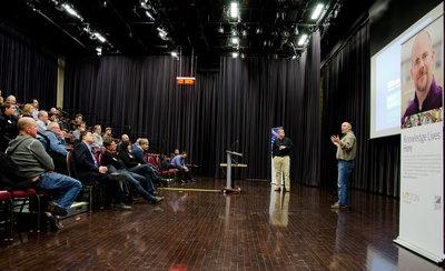 Meetup #39: SNAP Milton - Silicon Halton: Enabling the Creative Campus