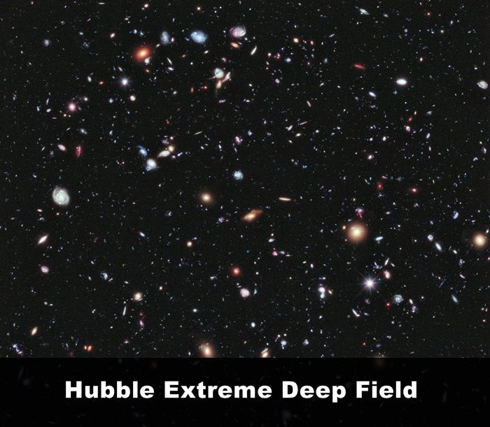 Hubble Extreme Deep Field | Hubble Extreme Deep Field