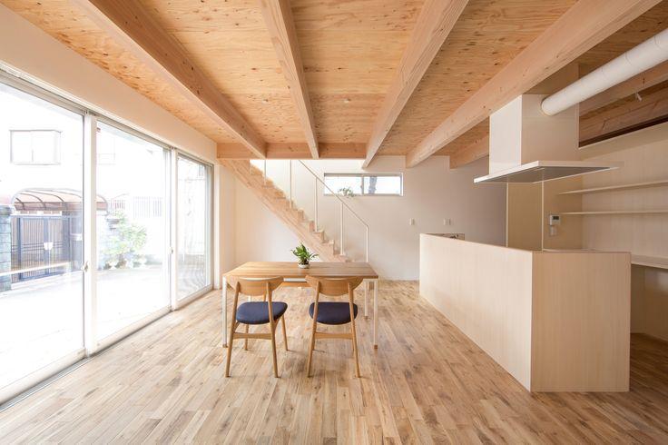 Gallery of House in Umezu / koyori + DATT - 1