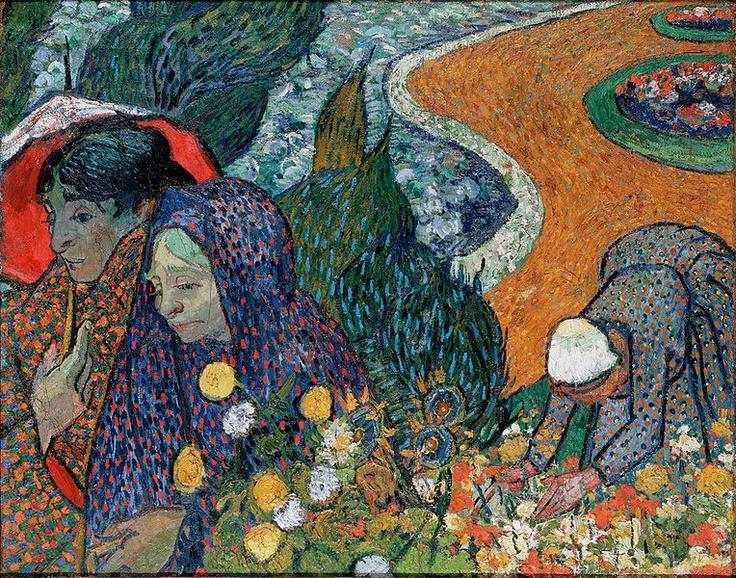 Detail - Vincent van Gogh