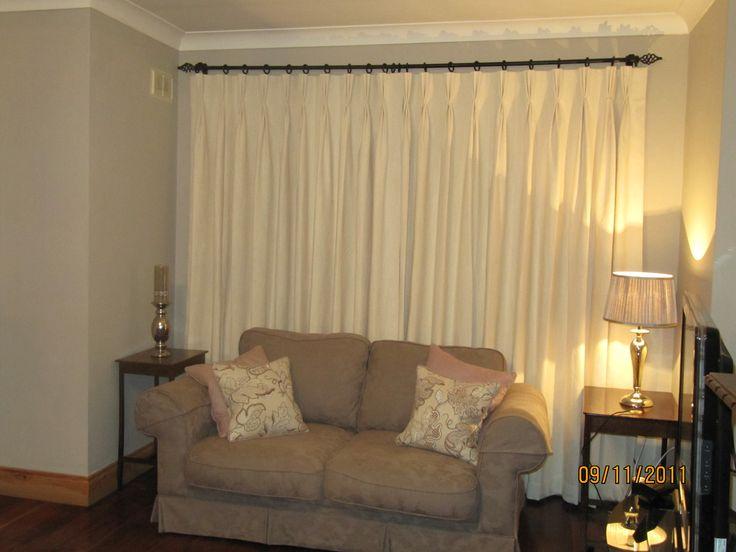 Luxury White Curtains