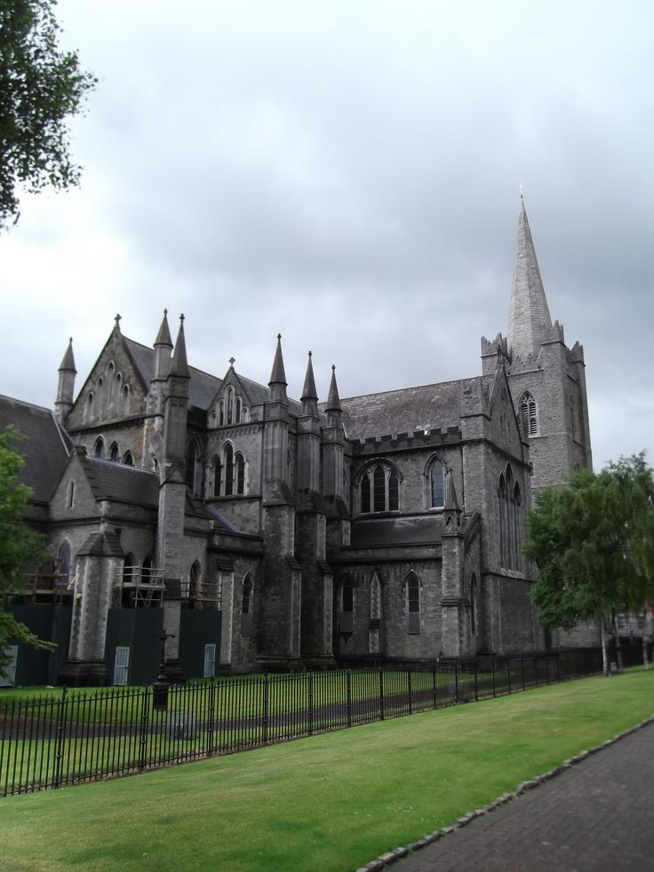 St Patrick's Cathedral - Dublin, Ireland