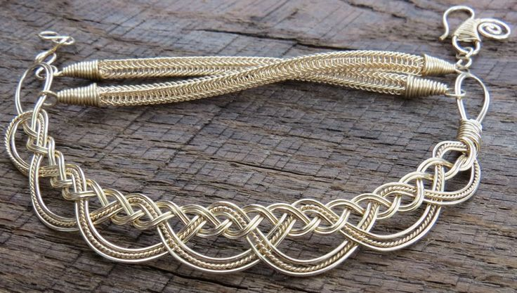 viking wire weaving instructions
