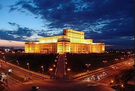 The 2nd largest in the world after the Pentagon government building #Bucharest #tour #shore #excursion