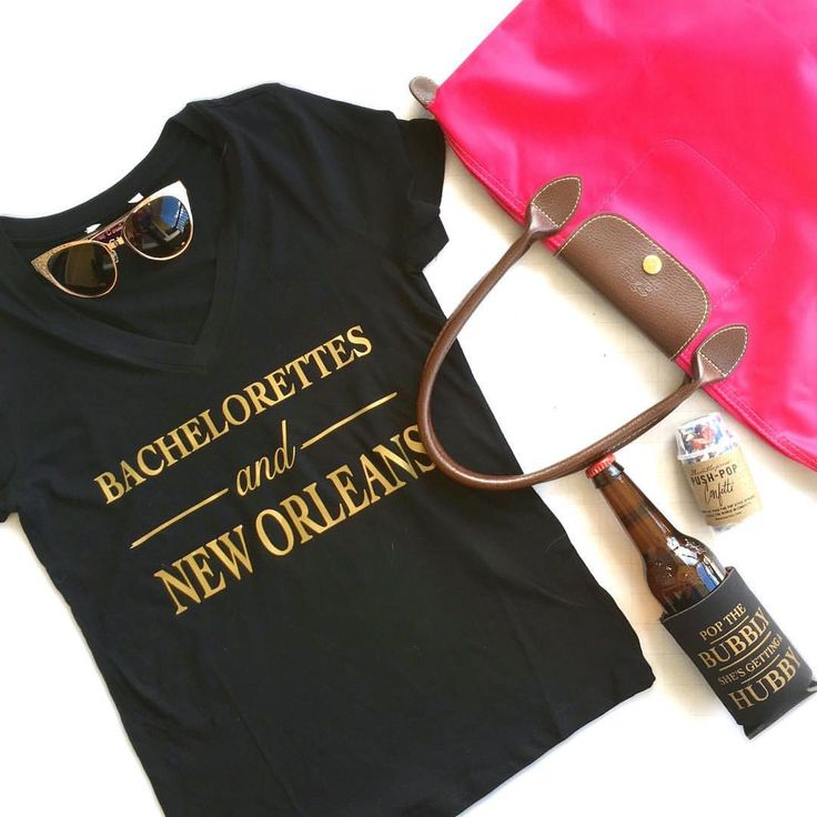 Some #bacheloretteparty essentials for the gals going to #nola this weekend! $25…