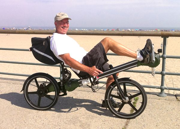 Iu0027ve been interested in building a recumbent but this one is very different & 87 best Recumbent Bicycling images on Pinterest | Bicycling ... islam-shia.org
