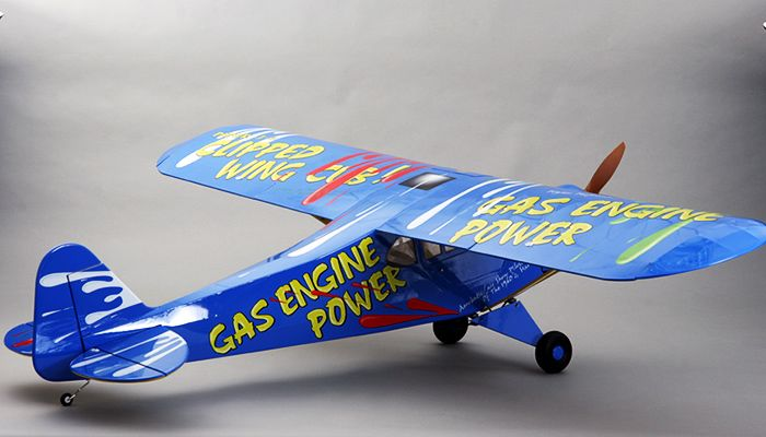 J3 Piper Cub 30CC Remote Control Gas Plane Kit