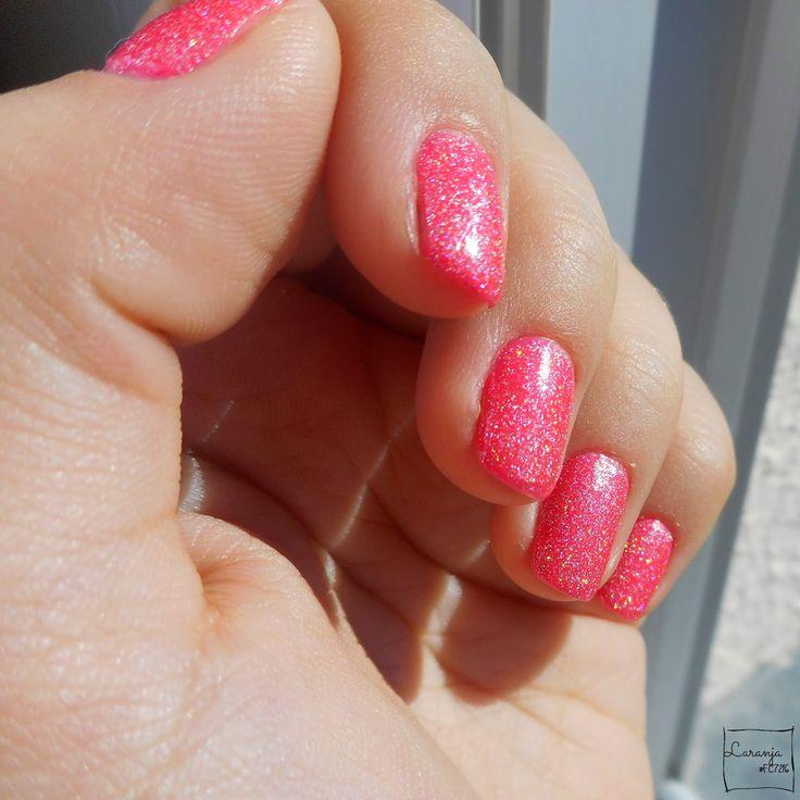 Esmalte da Semana | Cintura Baixa (Risqué) e Big Bang (Top Beauty) | Nail Polish | Perspectiva Laranja