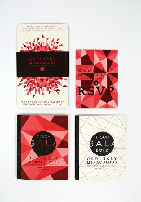 NYU Gala Invitation - Beautiful Print & Design   ADOmedia Creative Inspiration   Scoop.it