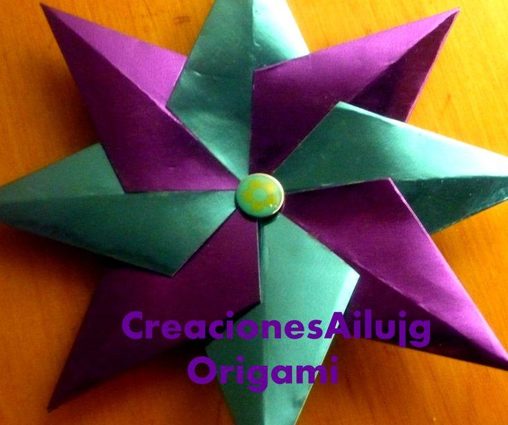 ORIGAMI / creacionesailujg8.webnode.es