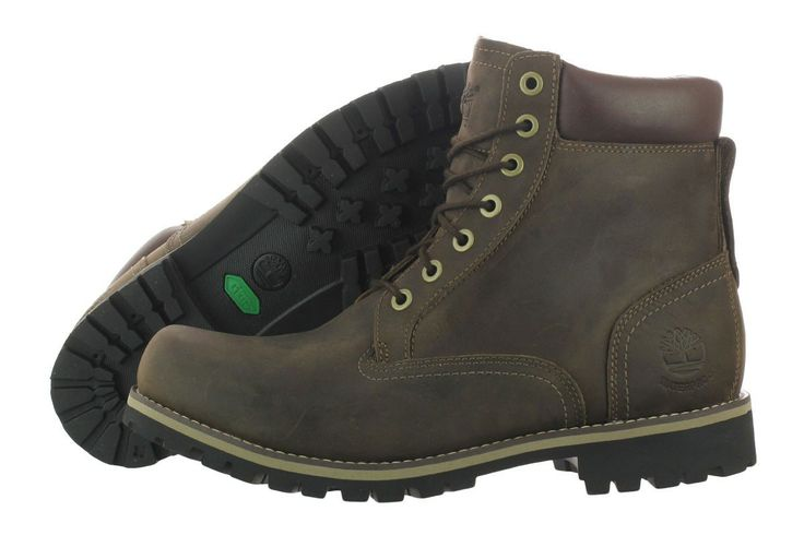 "Timberland Earthkeepers Rugged 6"" WP Plain Toe Boot  5069A Men - http://www.gogokicks.com/"