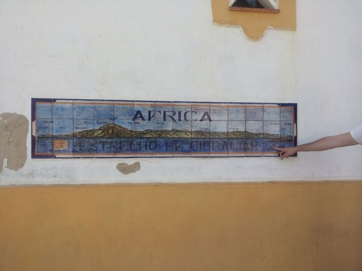 One step from Africa