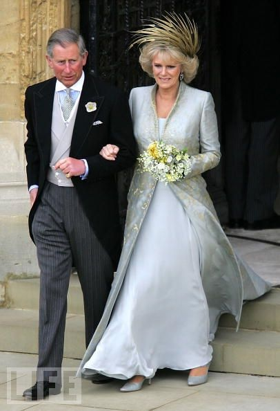 Prince Charles Marries Camilla Parker-Bowles - I sure didn't like her, but then when they came to the US I began to understand, and found her charming. I have to remind myself, Diana is gone...