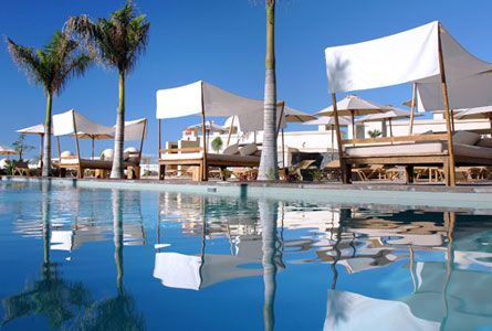 Hotel Vincci La Plantación del Sur en Costa Adeje | Splendia - http://pinterest.com/splendia/